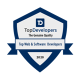 Badges Web and Software Developers 2020